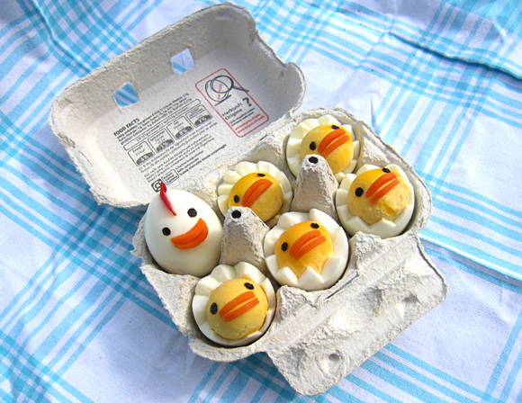 Boiled Egg Craft Ideas Crafting
